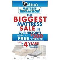Mattress Marathon ON NOW!!!