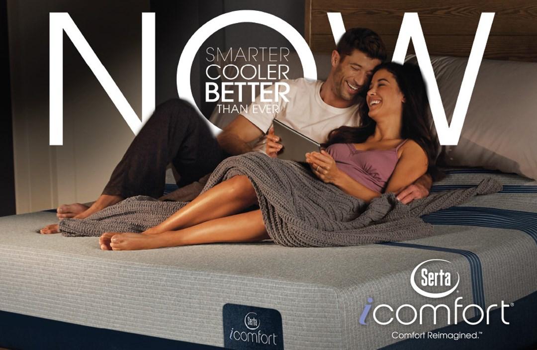 iComfort- Smarter, Cooler, Better