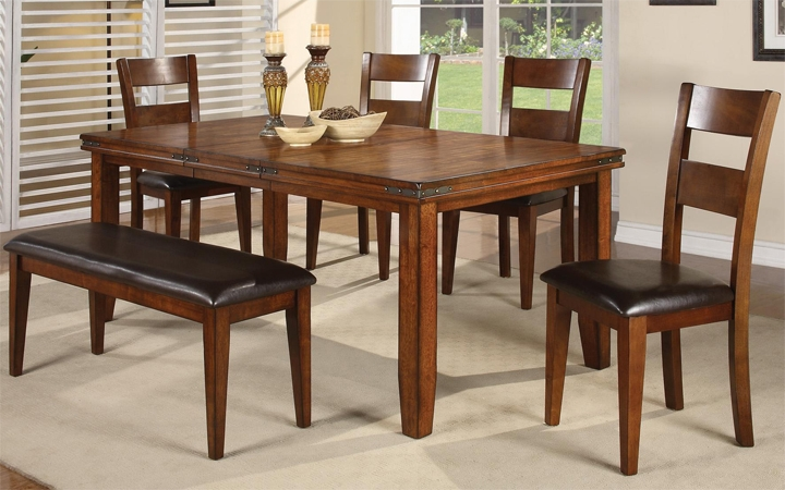 All Wood Dining Room Table Dining Room Furniture | Miskelly Furniture - Jackson, Pearl, Madison,  Ridgeland, Flowood Mississippi
