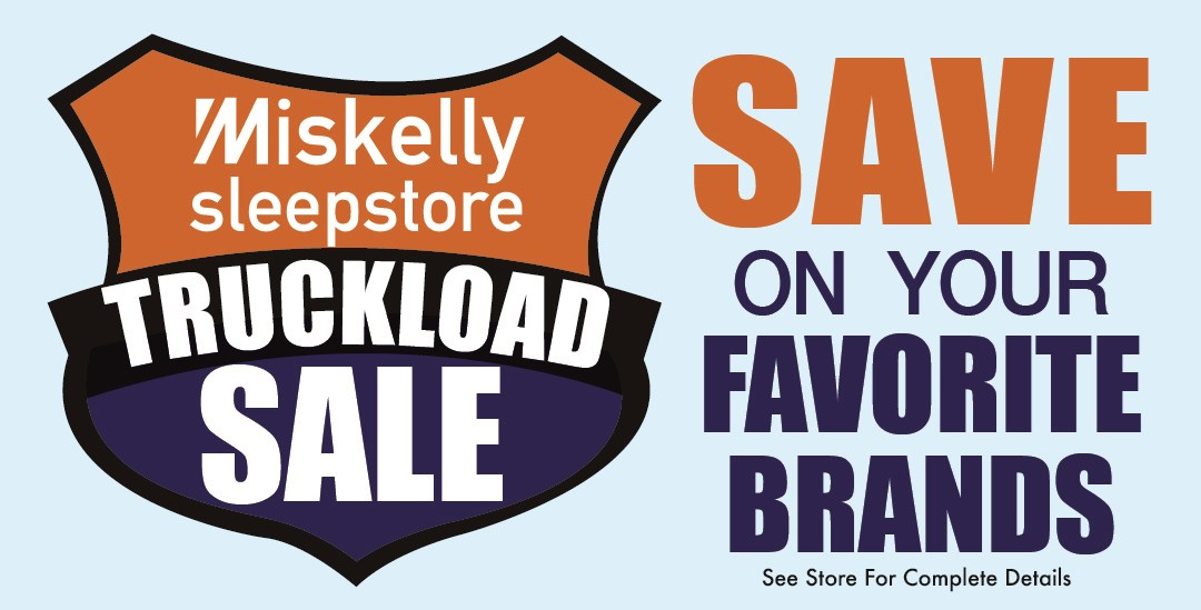 Miskelly Truckload Sale