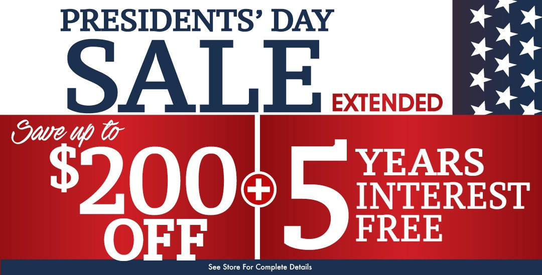 Pres Day Extended