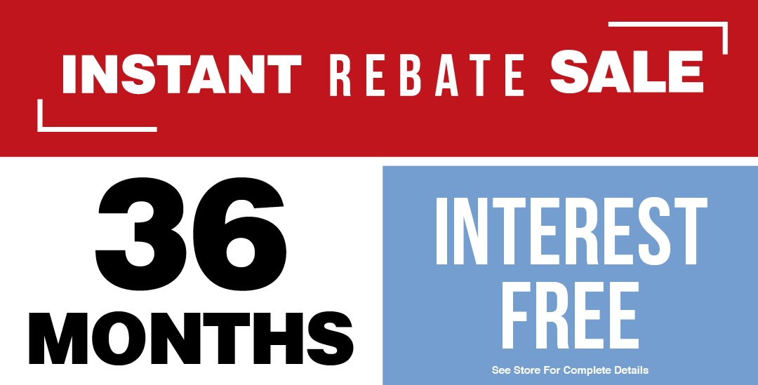Instant Rebate