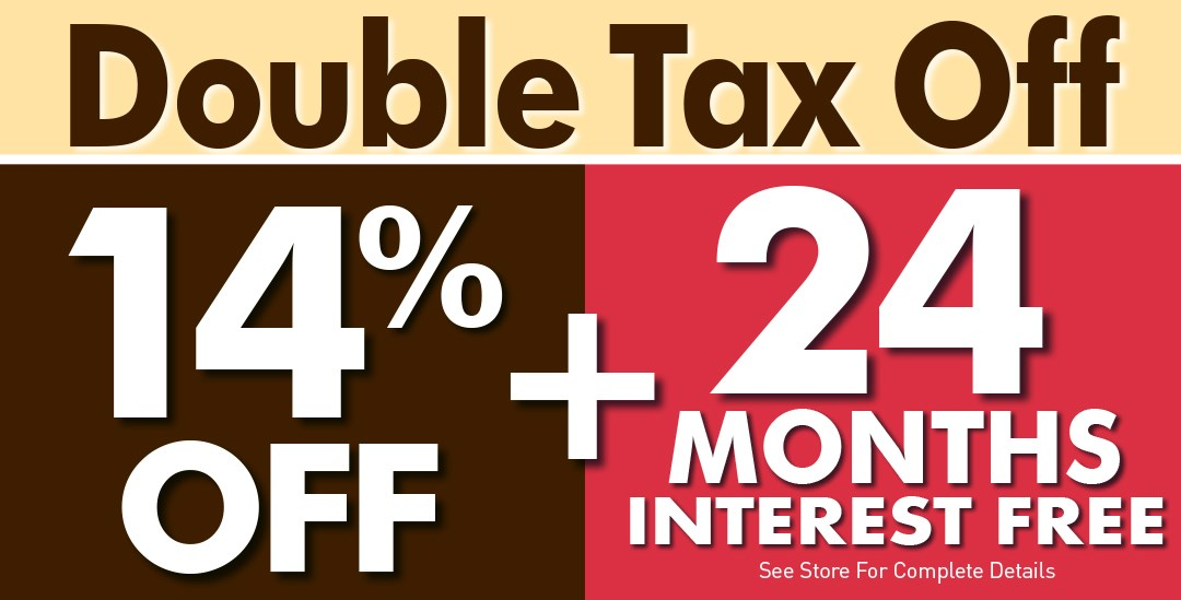 double tax off