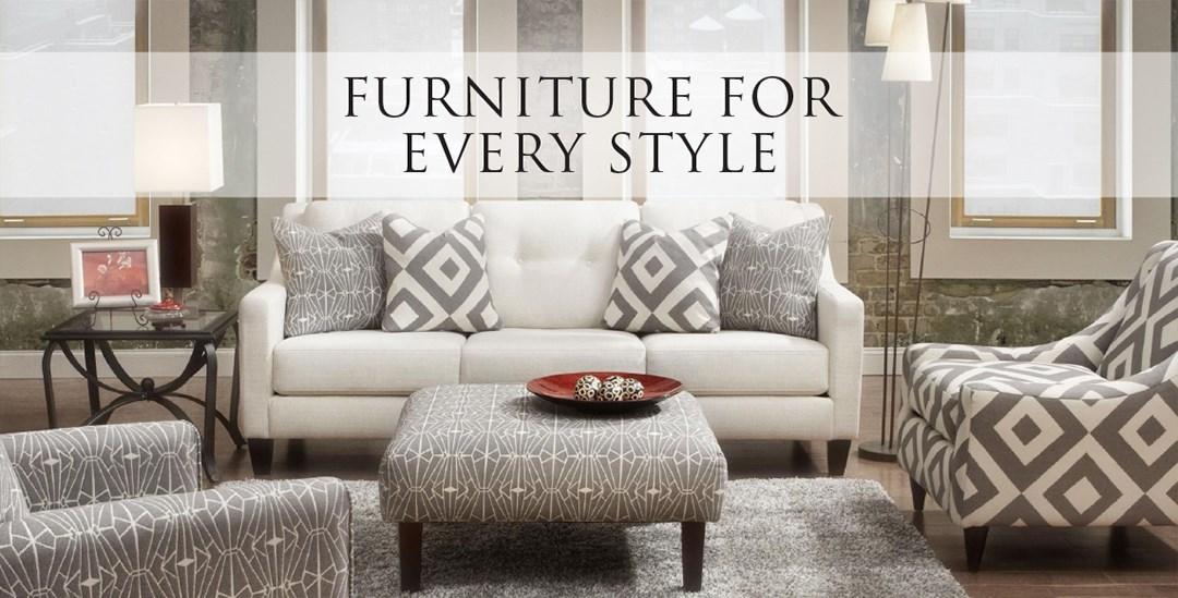 Miskelly Furniture Jackson Pearl Madison Ridgeland