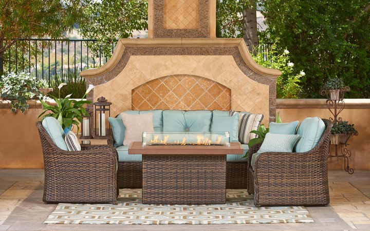 Florentine - Outdoor Furniture - Miskelly Furniture - Jackson, Pearl, Madison