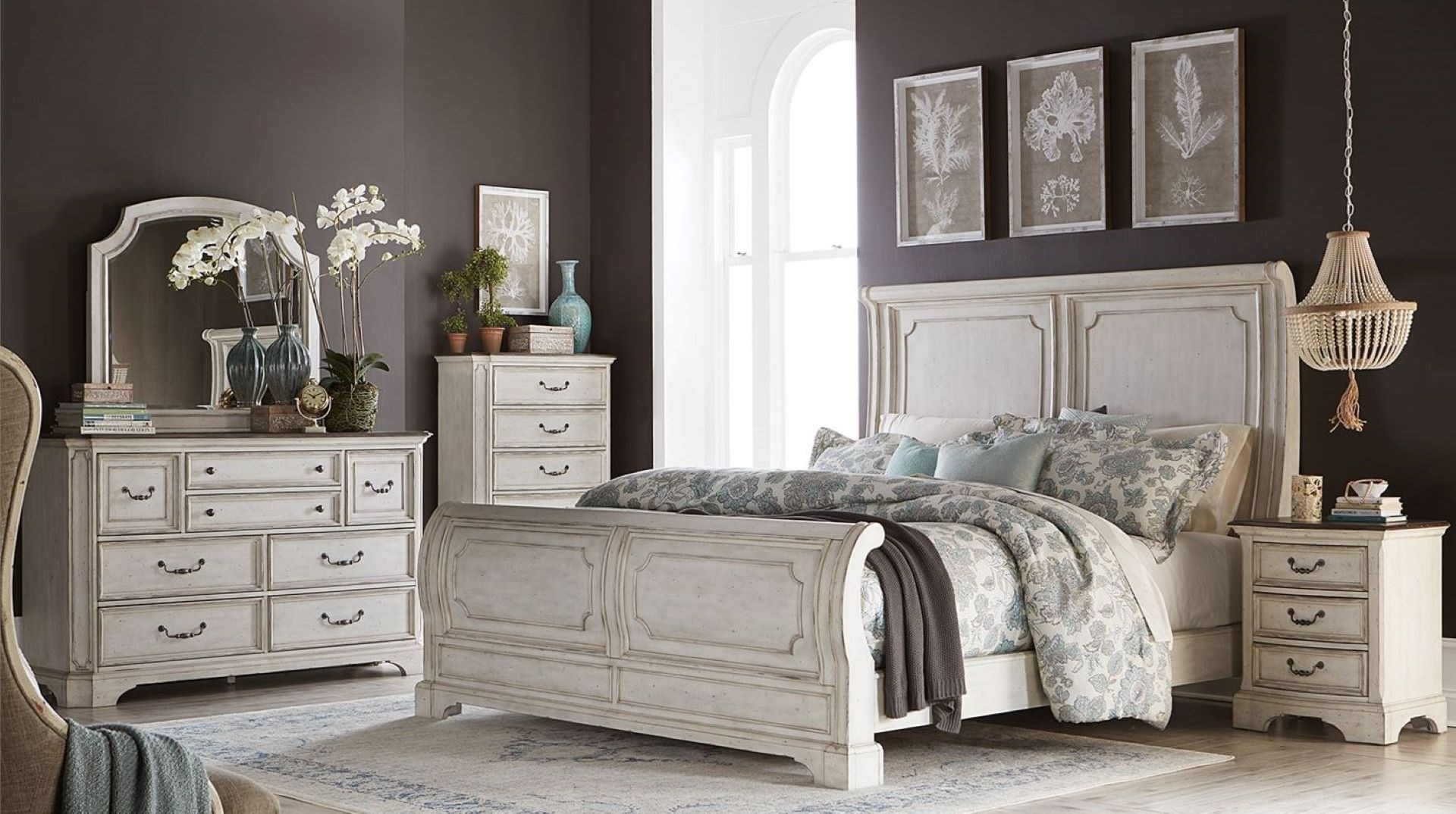 Liberty 455W Bedroom