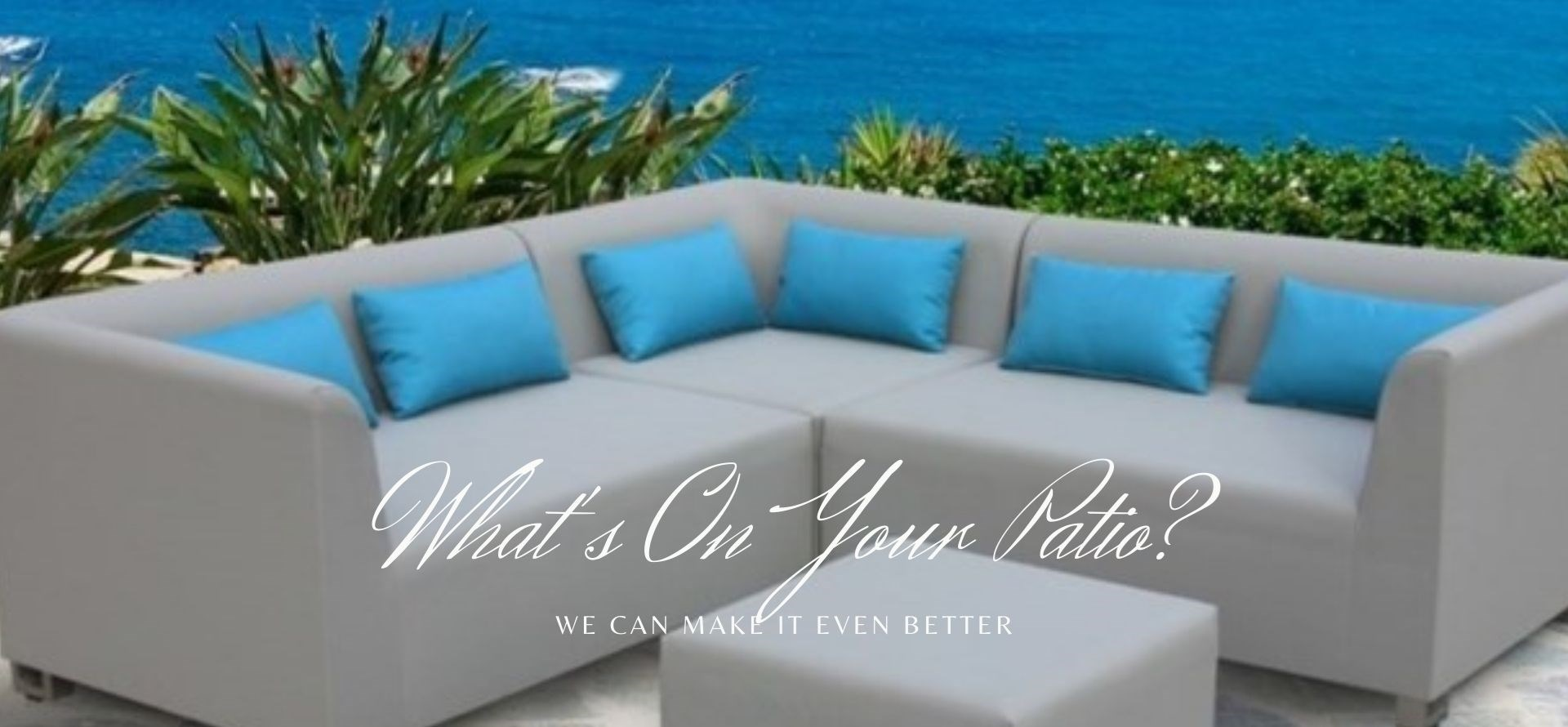 Whats on your patio