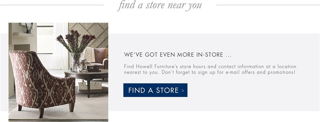 Exceptionnel Howell Furniture | Beaumont, Port Arthur, Lake Charles, Texas, Louisiana  Furniture U0026 Mattress Store