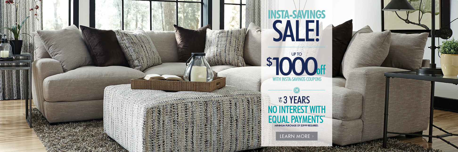 Insta-Savings Sale