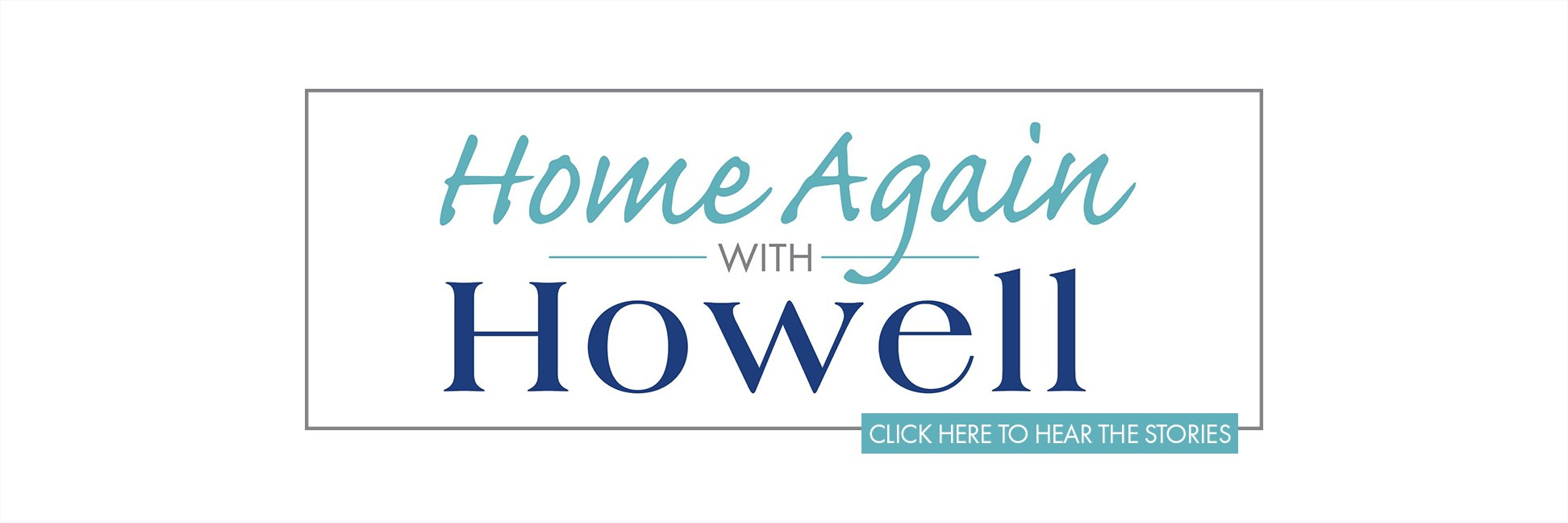 Home Again with Howells