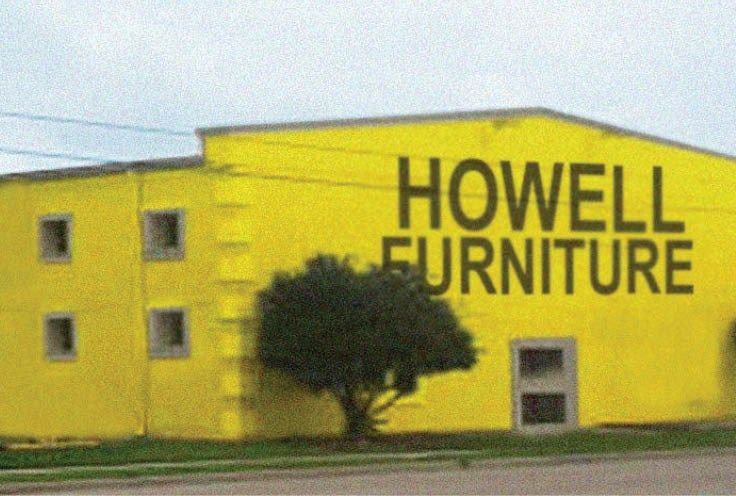 yellow howell building