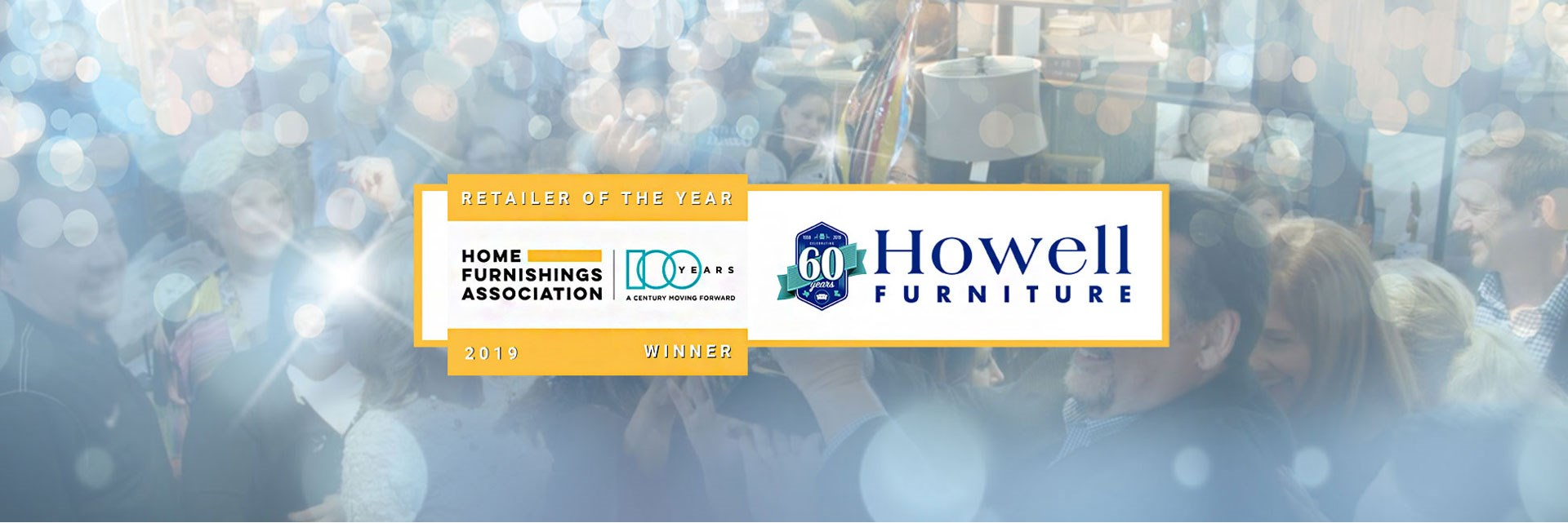 Howell Furniture awarded 2019 Retailer of the year by home furnishings association