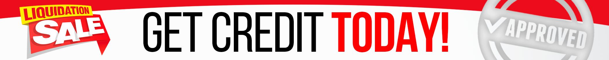 Get Credit Today!