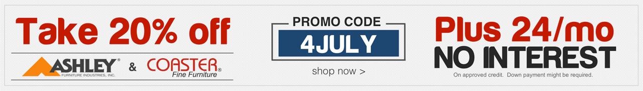 4th of July Furniture Sale - Del Sol Furniture
