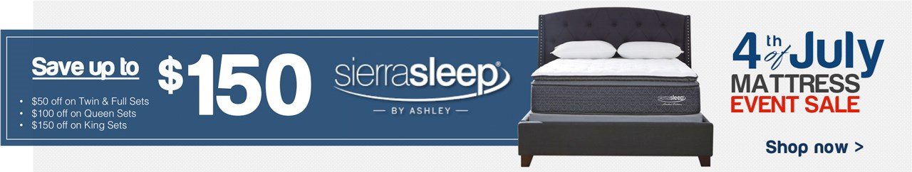 Sierra Sleep 4th of July Sale