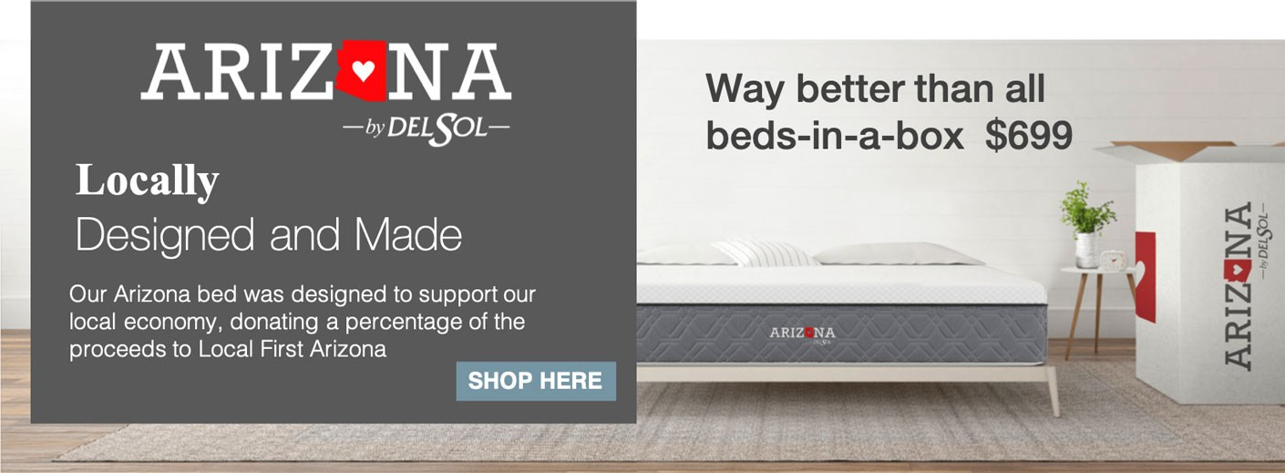 Shop bed in a box