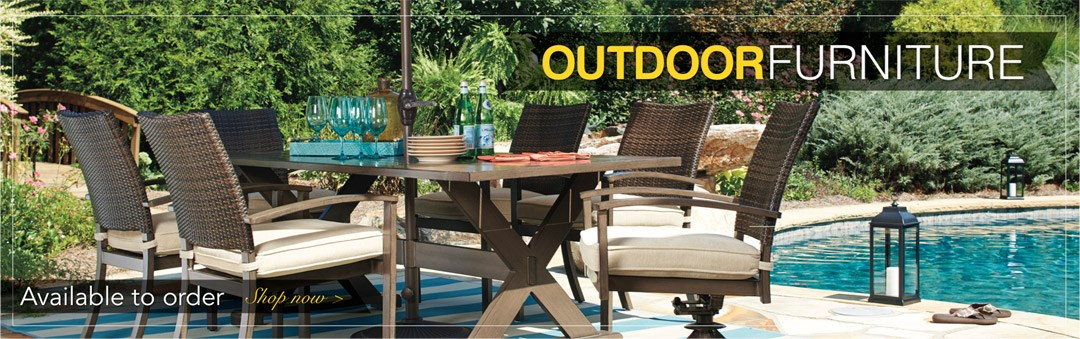 Outdoor Furniture at Del Sol Furniture in Phoenix