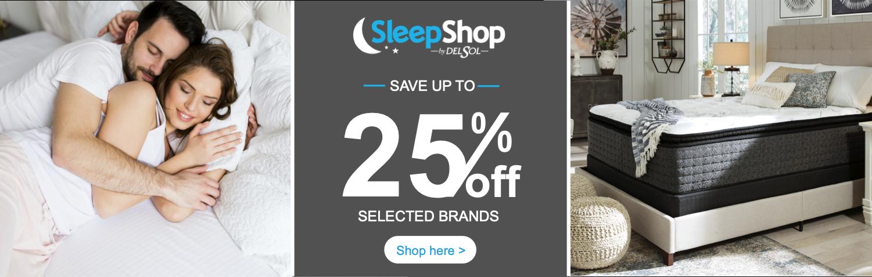 summer sale 25% off or 60 months no interest