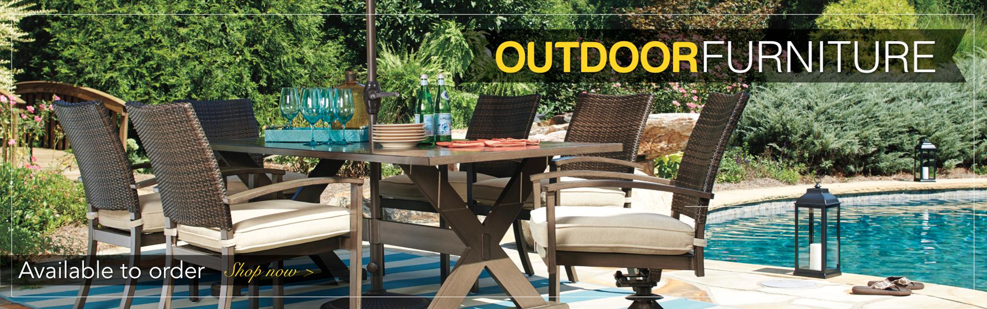 Outdoor Furniture at Del Sol Furniture in Phoenix
