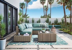 spring outdoor furniture
