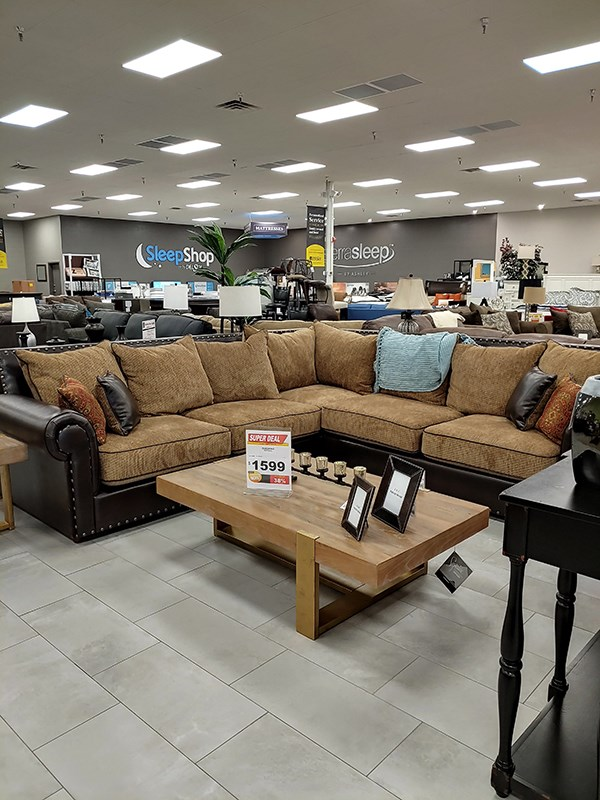 Outlet Store Showroom