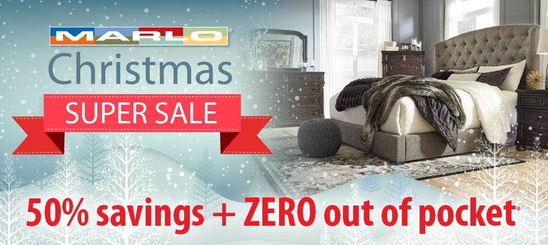 Marlo's Christmas Super Sale