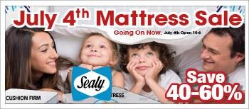 Sealy Mattress Sale!