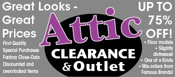 Attic Clearance And Outlet