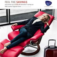 Stressless Free Leather Updrade Event!