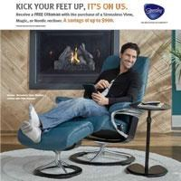 Stressless Kick Up Your Feet Sale!