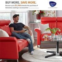 Stressless Buy More, Save More Sale