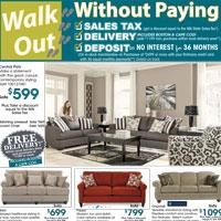 Walk out Sale Specials
