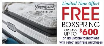 Beautyrest Memorial Mattress Sale!