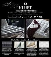 Luxurious Sleep Starts at Rotmans