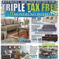 Triple Tax free savings event