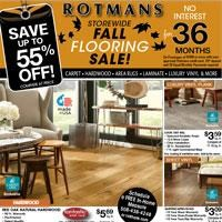 Fall Flooring Sale! Save up to 55% Off!