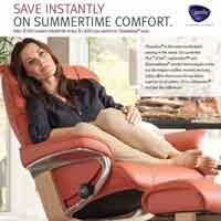 Earn $100 instant rebate for every $1,000 you spend on Stressless now.