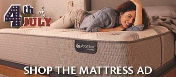 Shop the July 4th Mattress Sale Ad