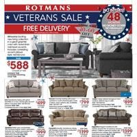 Veterans Day Sales Event with Free Delivery!