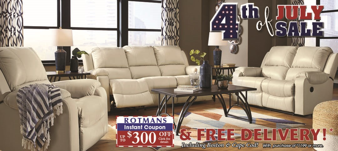 4th of July Savings Event!