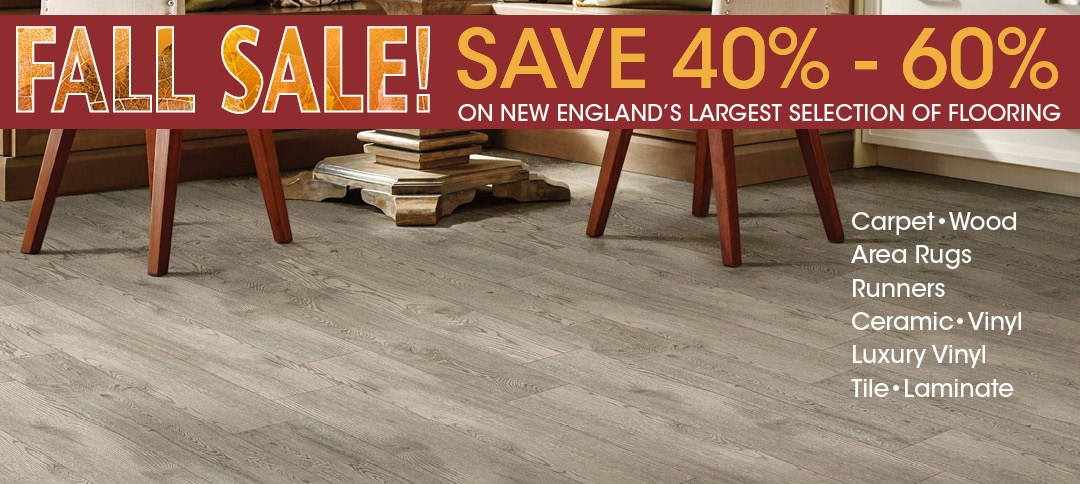 40-60% Off compare at prices on flooring