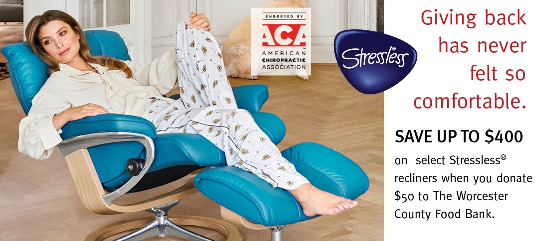 Stressless Chairity Event Extended