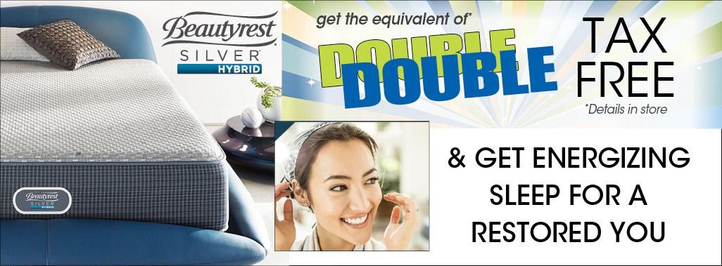 Beautyrest 2X Tax Savings Offer