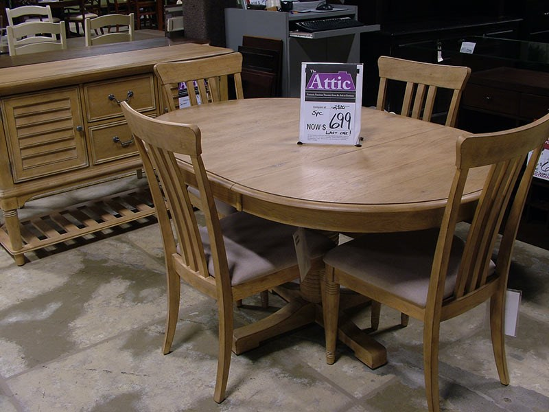 Clearance Dining Room Set