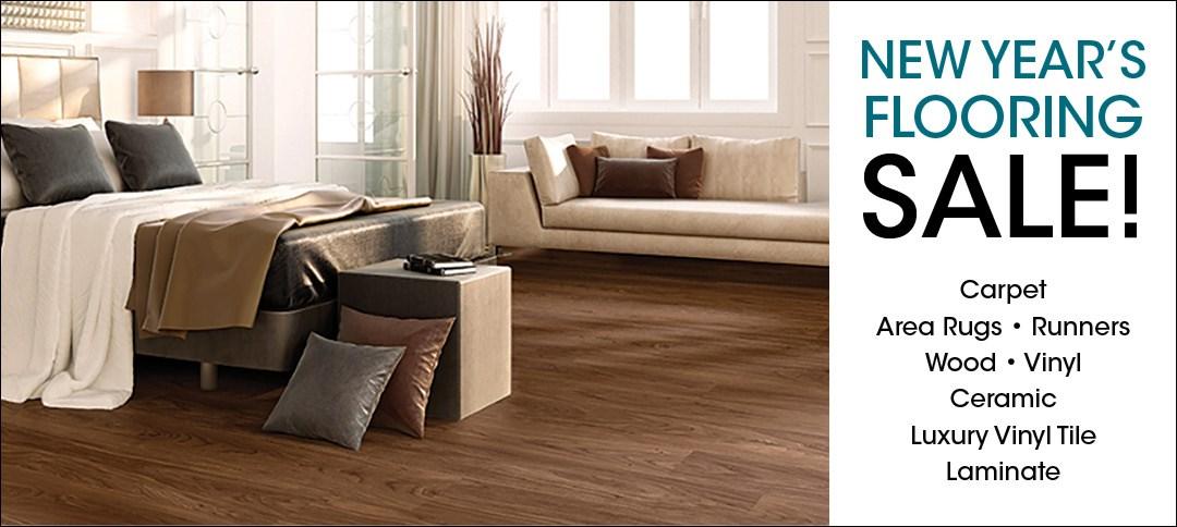 New Yearu0027s Flooring Sale!