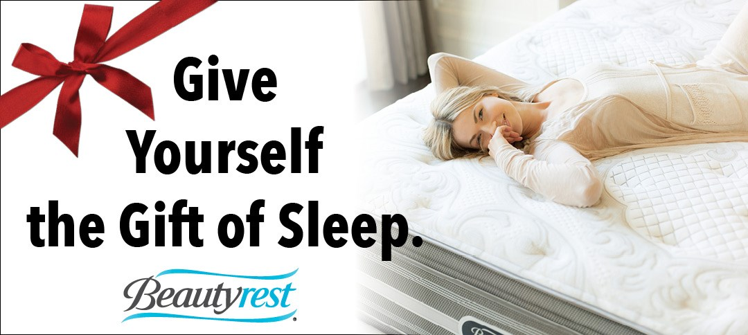 give yourself the gift of sleep