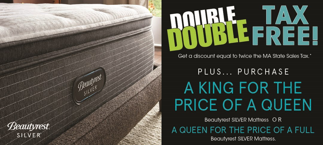 Double Tax Free and Free Delivery!
