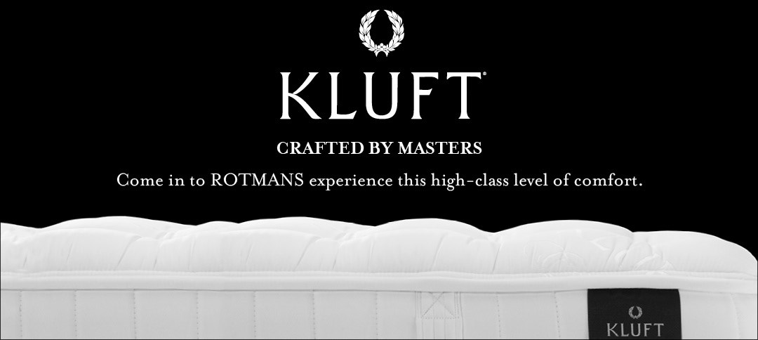 Kluft Mattress drafted by masters