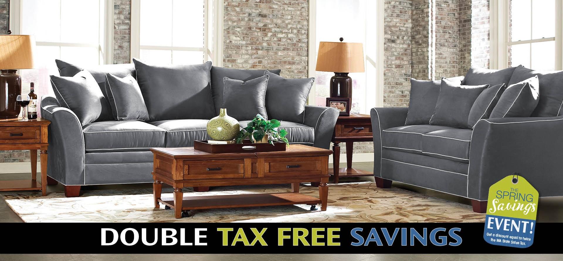Double Tax Free Savings!