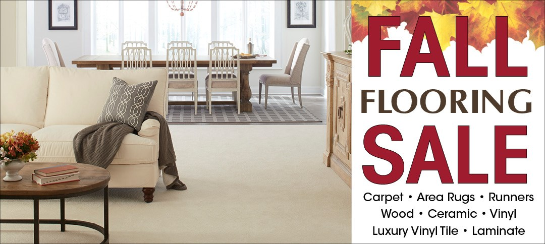 Fall Flooring Sale!